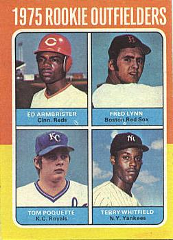 1975 Topps Fred Lynn Rookie Card