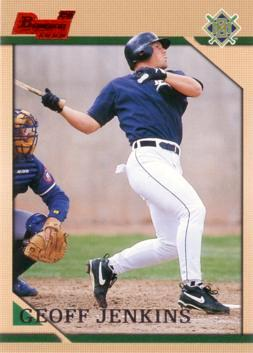 Geoff Jenkins Rookie Card