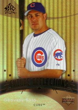 Geovany Soto Rookie Card