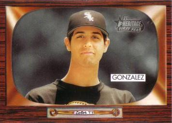 Gio Gonzalez Rookie Card