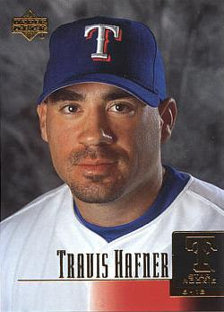 Travis Hafner Rookie Card