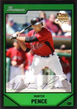 Hunter Pence Rookie Card