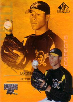 2004 SP Prospects Ian Snell Rookie Card