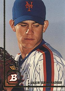 Jason Isringhausen Rookie Card