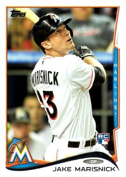 Jake Marisnick Rookie Card