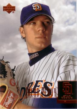 Jake Peavy Rookie Card