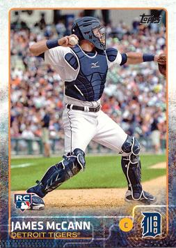 James McCann Rookie Card