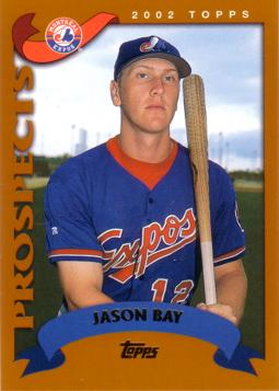 Jason Bay Rookie Card