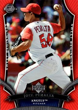 Joel Peralta Rookie Card