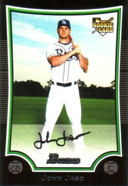 John Jaso Rookie Card