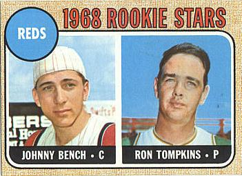 Johnny Bench Rookie Card