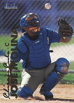 Jose Molina Rookie Card