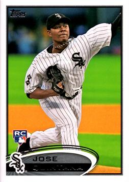 Jose Quintana Rookie Card