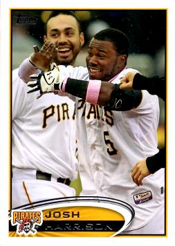 Josh Harrison Rookie Card