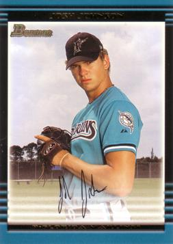 Josh Johnson Rookie Card