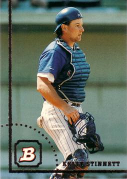 1994 Bowman Kelly Stinnett Rookie Card