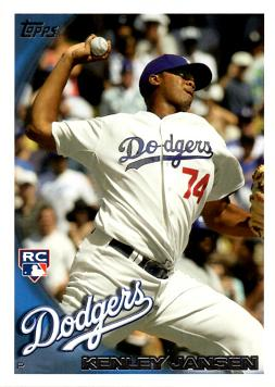 Kenley Jansen Rookie Card