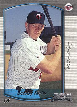 Bobby Kielty Rookie Card