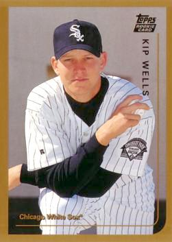 1999 Topps Traded Kip Wells Rookie Card