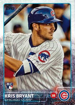Kris Bryant Rookie Card