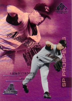 2004 SP Prospects Lance Cormier Rookie Card