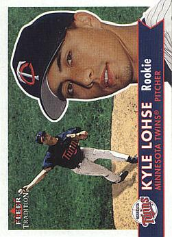 Kyle Lohse Rookie Card