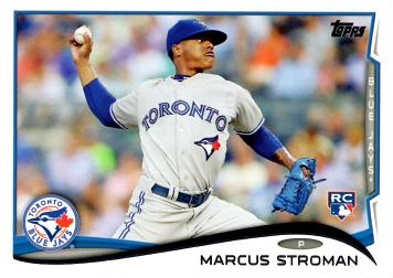 2014 Topps Update Baseball Marcus Stroman Rookie Card