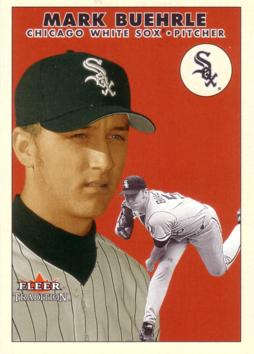 Mark Buehrle Rookie Card