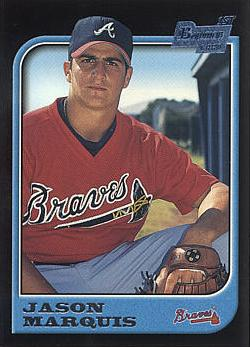 1997 Bowman Jason Marquis Rookie Card