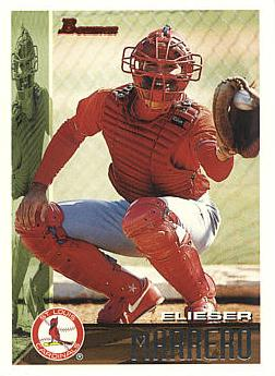 1995 Bowman Eli Marrero Rookie Card