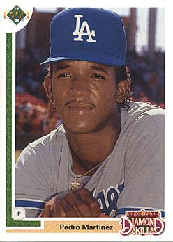Pedro Martinez Rookie Card