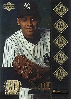 1997 Upper Deck Ramiro Mendoza Rookie Card