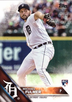Michael Fulmer Rookie Card