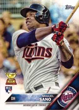 Miguel Sano Rookie Card