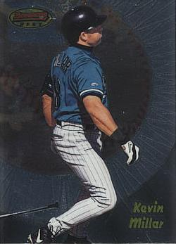 1998 Bowman's Best Kevin Millar Rookie Card