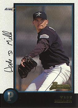 1998 Bowman Wade Miller rookie card