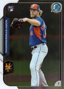 Noah Syndergaard Rookie Card