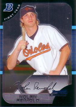 Nolan Reimold Rookie Card