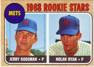 Nolan Ryan Rookie Card