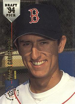 1994 Stadium Club Draft Picks Nomar Garciaparra