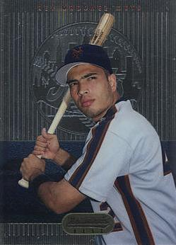 1995 Bowman's Best Rey Ordonez Rookie Card