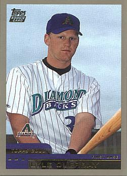 Lyle Overbay Rookie Card