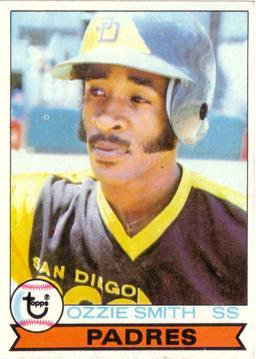 1979 Topps Ozzie Smith Rookie Card
