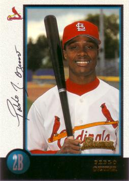 Pablo Ozuna Rookie Card