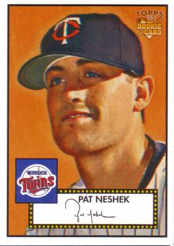 Pat Neshek Rookie Card