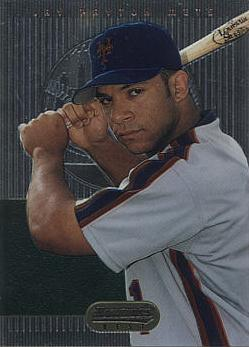 1995 Bowman's Best Jay Payton rookie card