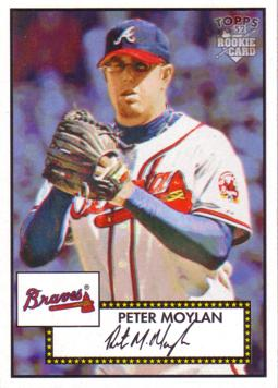 Peter Moylan Rookie Card