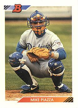 Mike Piazza Rookie Card