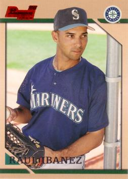 Raul Ibanez Rookie Card