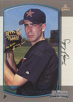 2000 Bowman Tim Redding Rookie Card